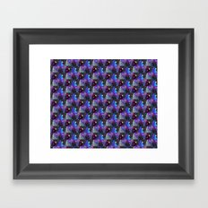 Interplanetary Wonders Framed Art Print