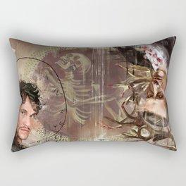 Mind Palace Rectangular Pillow