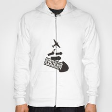 Bombing for peace... Hoody