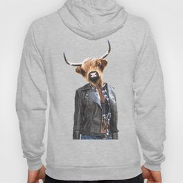 Cow Girl Hoody