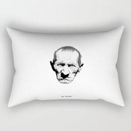 Mr. Grumpy Rectangular Pillow