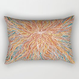 The takeover Rectangular Pillow
