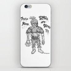 GMO-kenstein iPhone & iPod Skin