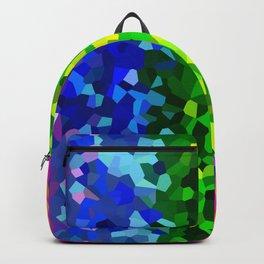 Rainbow Moon Love Backpack
