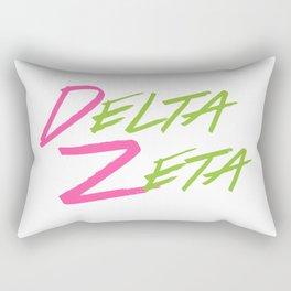 Delta Zeta Rectangular Pillow