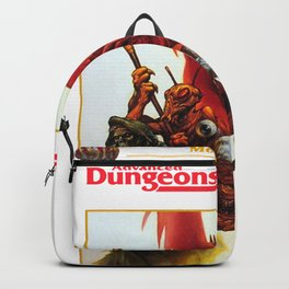 dungeons and dragons - advanced Backpack