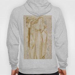 "Edward Burne-Jones ""Chaucer's 'Legend of Good Women' - Hypsiphile And Medea"" Hoody"