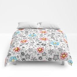 Millefiori Monotone Comforters