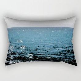 Faded Skies Rectangular Pillow