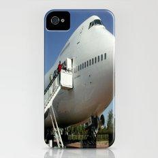 Fly QANTAS! Slim Case iPhone (4, 4s)