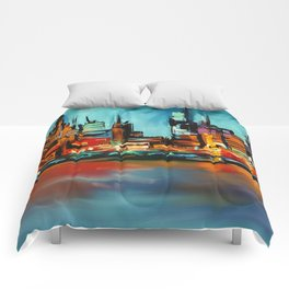 City Scapes Comforters