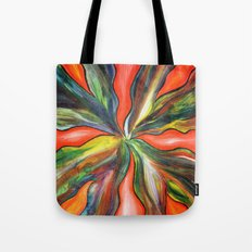 We're on Fire Tote Bag