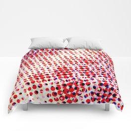 Visual illusion No. 2 Comforters
