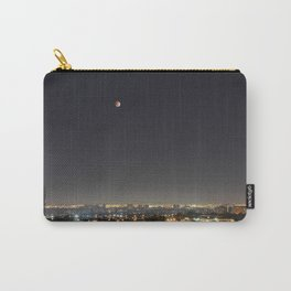 City Blood Moon. Carry-All Pouch