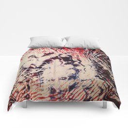 Emotion Shibori Comforters