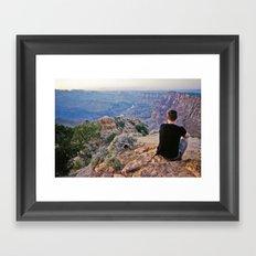 Freak of Nature Framed Art Print