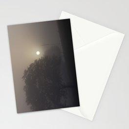 Poking Thru The Fog Stationery Cards