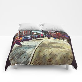 Mother Annas Comforters