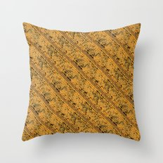 African Diamonds. Throw Pillow