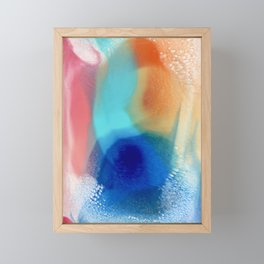 Lifted Framed Mini Art Print