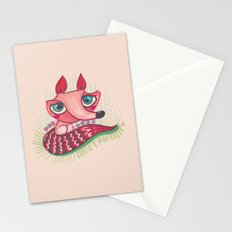 She fox Stationery Cards