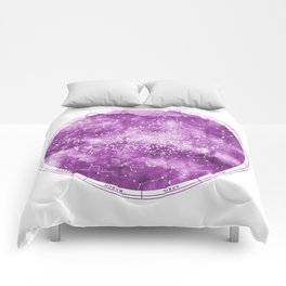 Southern Stars Rose Comforters