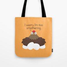 Apprehensive Tote Bag