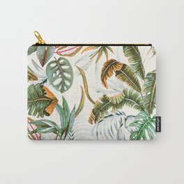 Watercolor tropical nature Carry-All Pouch