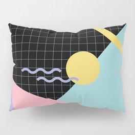 Memphis Pattern 7 - 80s - 90s - Retro Pillow Sham