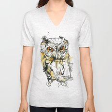 Little Screech Unisex V-Neck