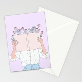 Read All About It Stationery Cards