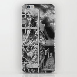 CTHULHU MONUMENTS iPhone Skin