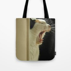 Roar! I'm a lion! Tote Bag
