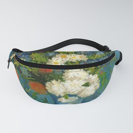 Vincent Van Gogh Vase With Cornflowers And Poppies Fanny Pack