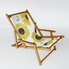 Sunflowers Sling Chair