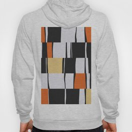 Abstract composition IV Hoody