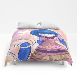 Pastel Frills Comforters