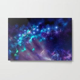 Nebula Dream Metal Print