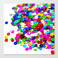 Colorburst Canvas Print