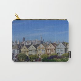 Painted Ladies San Francisco CA Carry-All Pouch