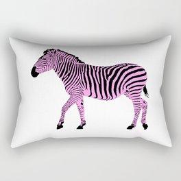 Zebra 2A Rectangular Pillow
