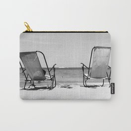 Beach Life - Gone Swimming Carry-All Pouch