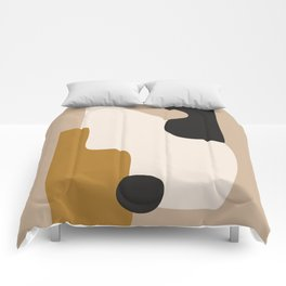 abstract minimal 16 Comforters
