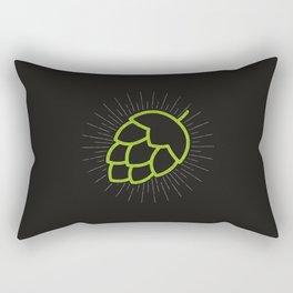 Me So Hoppy Rectangular Pillow