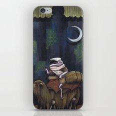 Esprit de Corps iPhone & iPod Skin
