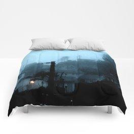 Strange Night: Ghost Light Comforters