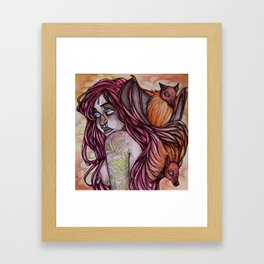 Metamorphose Framed Art Print