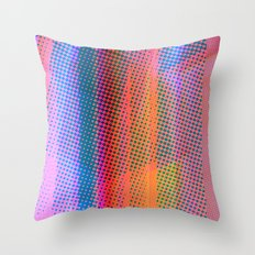 Bitmap Throw Pillow