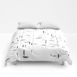 White Japan Comforters