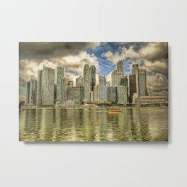 Singapore Metal Prints | Society6